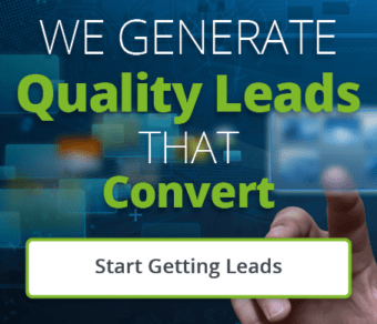 We Generate Quality Leads that Covert