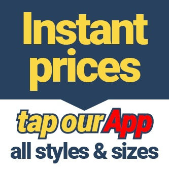 Instant prices tap our App