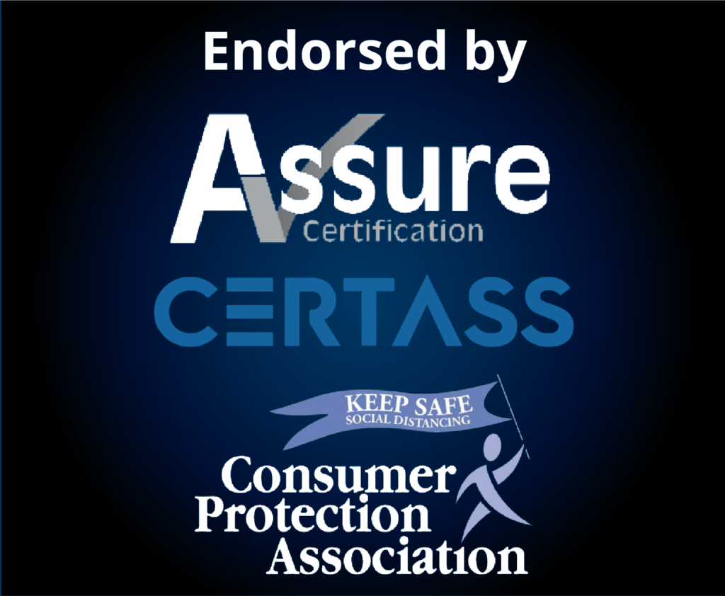 Endorsed by Assure, Certass & CPA